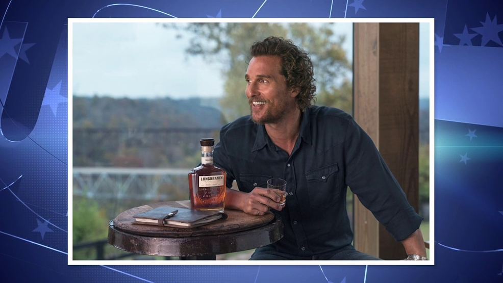 Matthew Mcconaughey Teams Up With Wild Turkey For Exclusive Small Batch Longbranch Bourbon photo