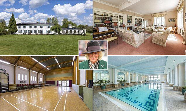 Surrey Mansion On Denbies Wine Estate Is On Sale For £8.75million photo
