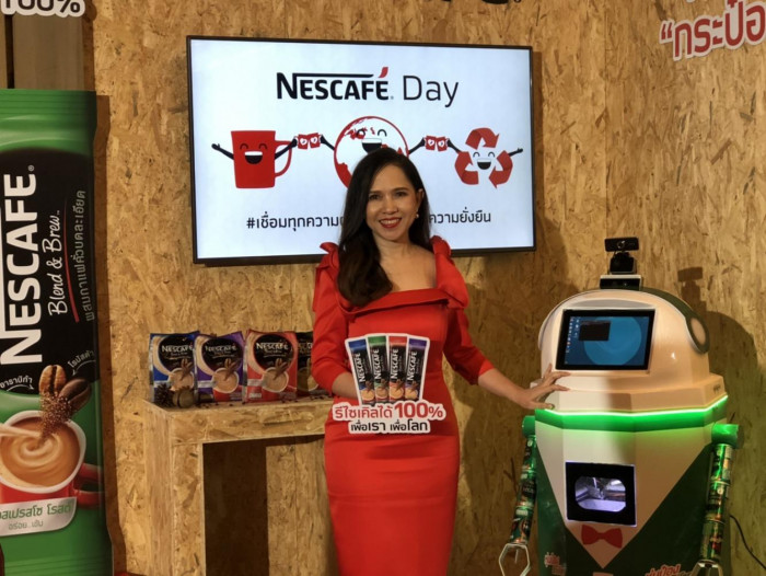 Nestle Begins Street Cafes photo