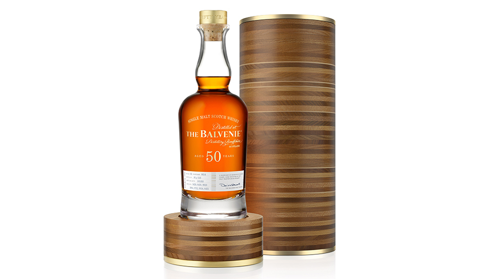 The Final Balvenie Fifty Marriage Series Whisky Is Here, And You Can Own It For $40,500 photo