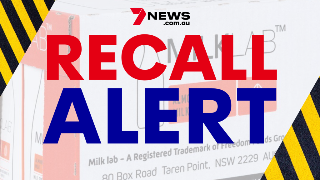 Two Popular Almond Milk Brands Sold At Coles And Woolies Recalled Across Australia photo