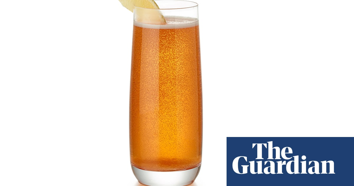 Cocktail Of The Week: The Portobello Spritz photo