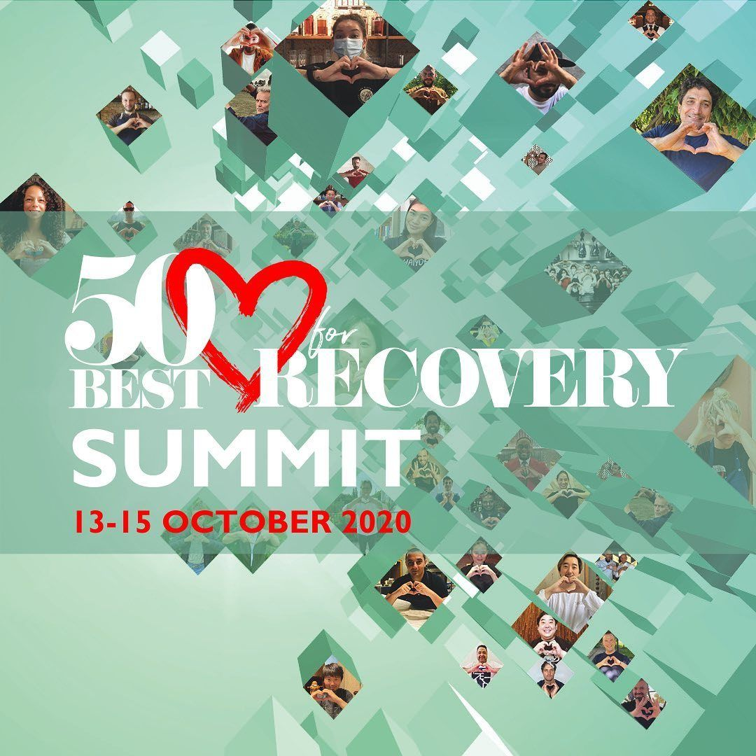Food Meets Hope Digital Event To Open 50 Best For Recovery Summit photo