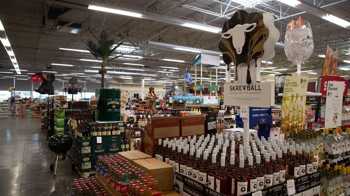 Old Toys R Us Building Resurrects As Wine, Beer And Spirits Store photo