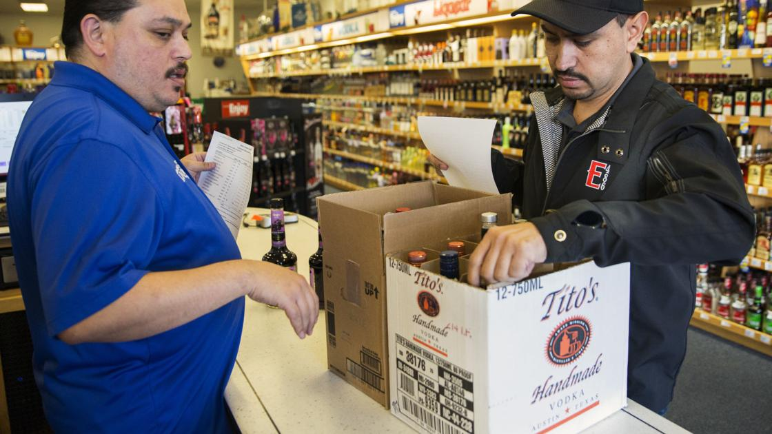 'i've Never Seen Anything Like It.' Sales Of Idaho's New Favorite Liquor Are 'off The Charts.' photo