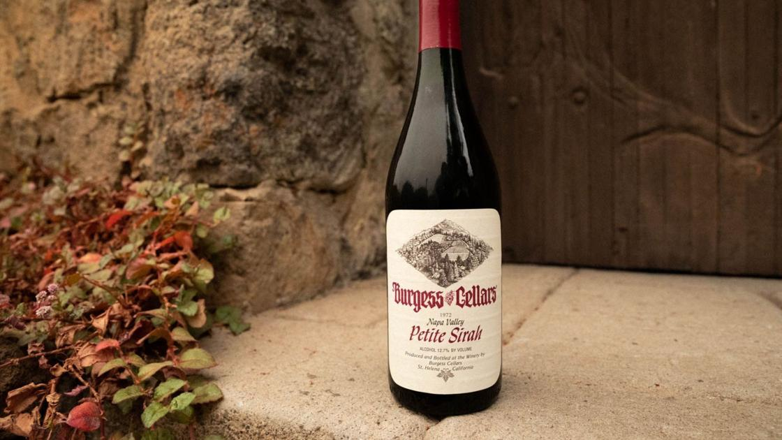 The Lawrence Family, Heitz Cellar Owners, Acquire Howell Mountain's Burgess Cellars photo