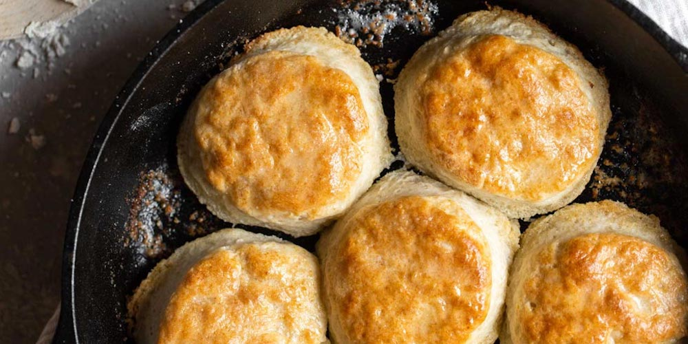 Jocelyn Delk Adams Makes The Best Biscuits Ever With 4 Ingredients — Including 7 Up photo