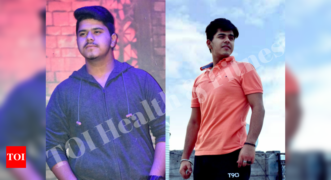 """Weight Loss Story: """"i Lost 28 Kilos In 7 Months After I Got Fed Up Of Taunts!"""" photo"""
