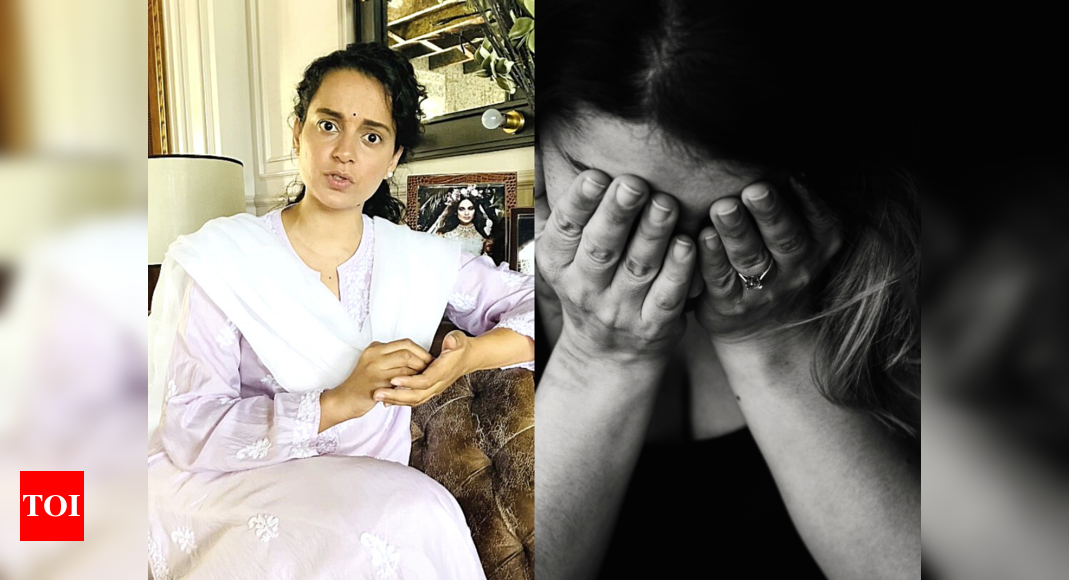 Why Kangana Ranaut's Statement On Mental Illnesses Is A Step Back In The Fight Against Mental Health Stigma photo