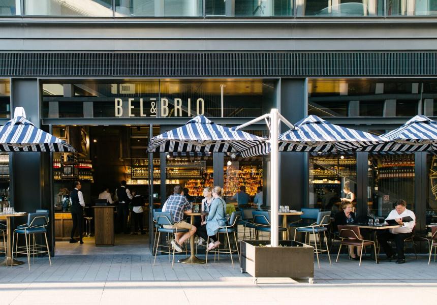 Disaronno Dinner At Bel & Brio photo