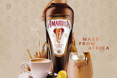Amarula Ethiopian Coffee To Land In Tr With Heinemann, Dufry And Big F photo
