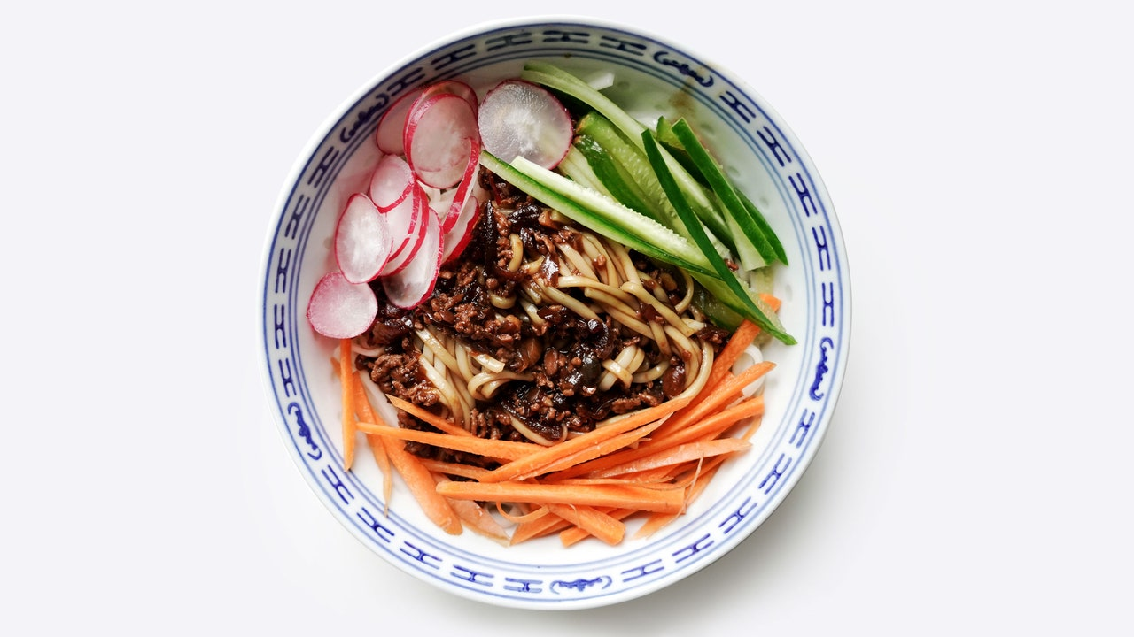 Zhajiangmian Is The Perfect Combination Of Salty, Sweet, And Savory photo