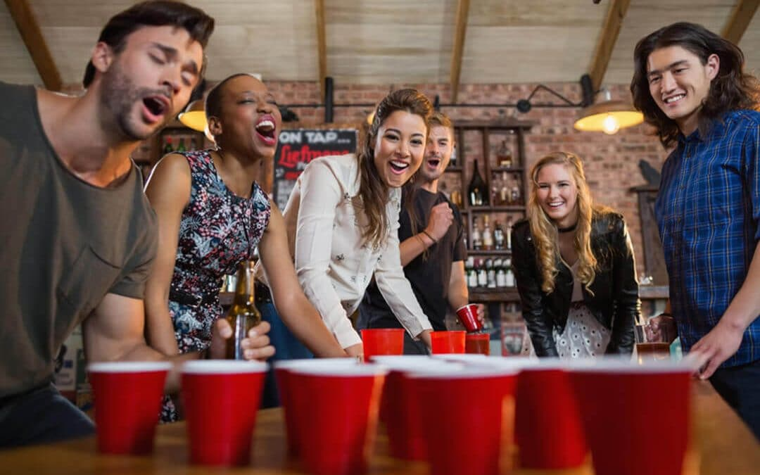 The Best Drinking Games You Can Play At A Bar photo