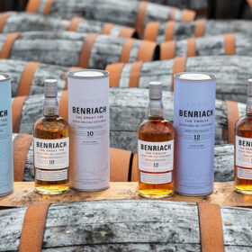 Benriach Unveils New Core Whisky Range And Redesign photo
