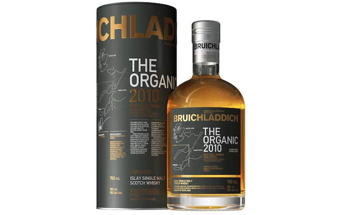 Whisky Review: Bruichladdich The Organic 2010 photo