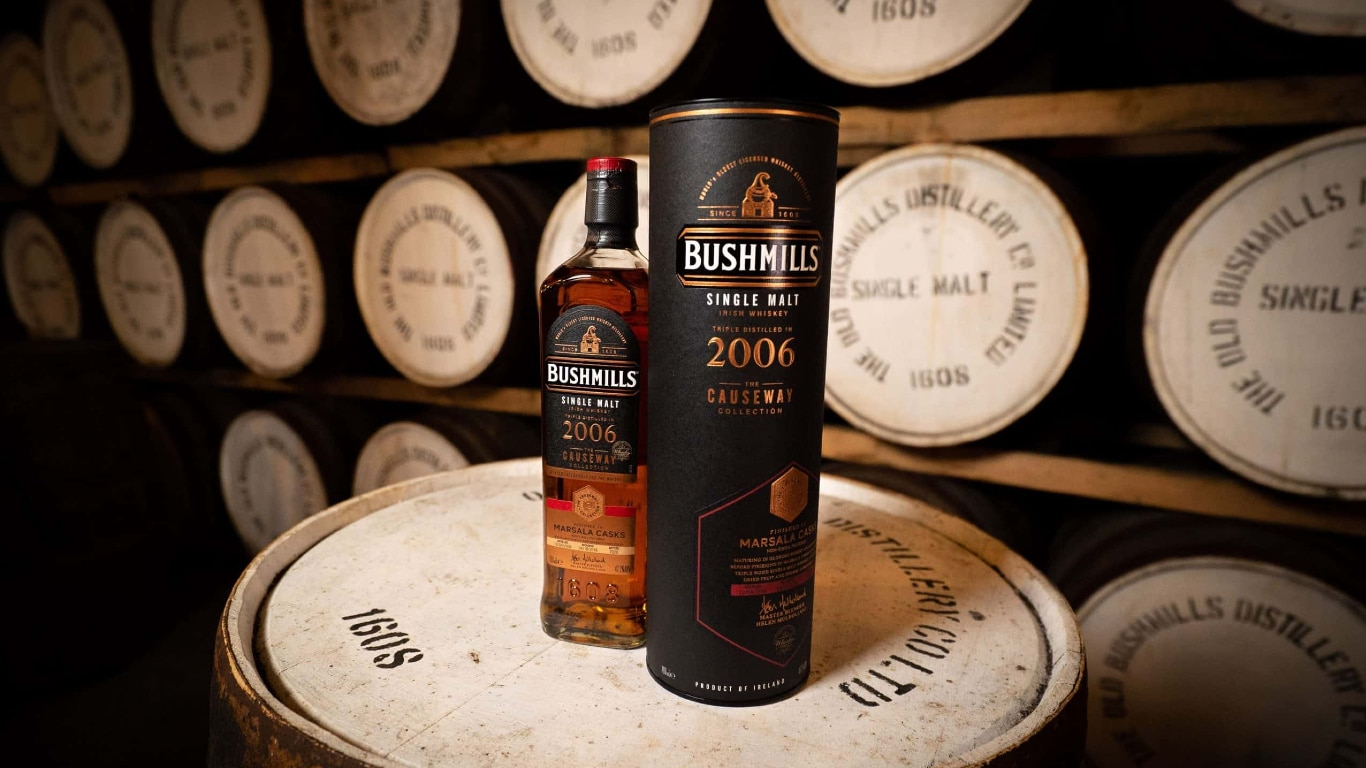 Bushmills To Release Never-before-tasted Causeway Collection Whiskey photo