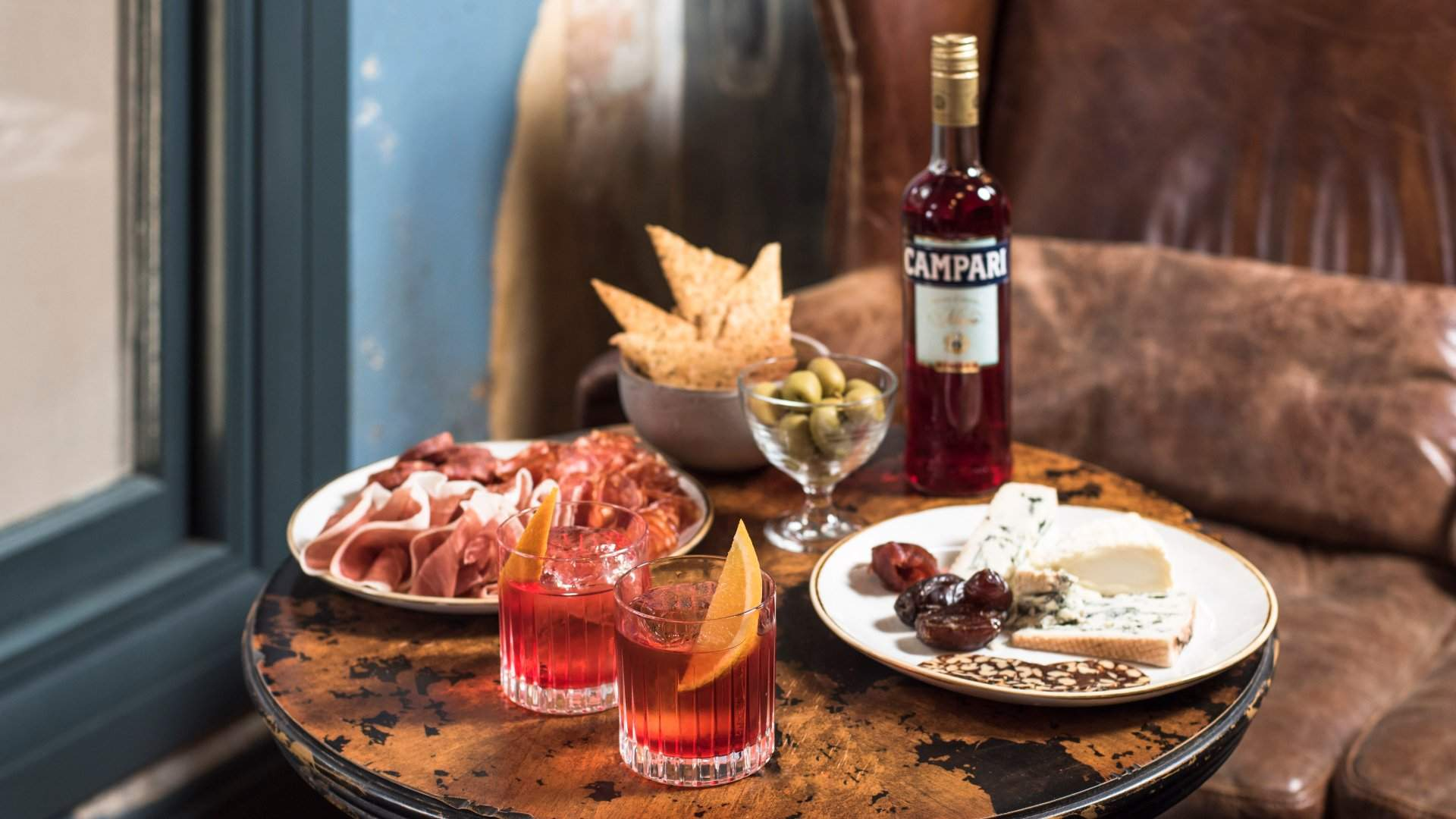 Five Unusual Negroni Recipes You Can Introduce At Your Next Dinner Party photo