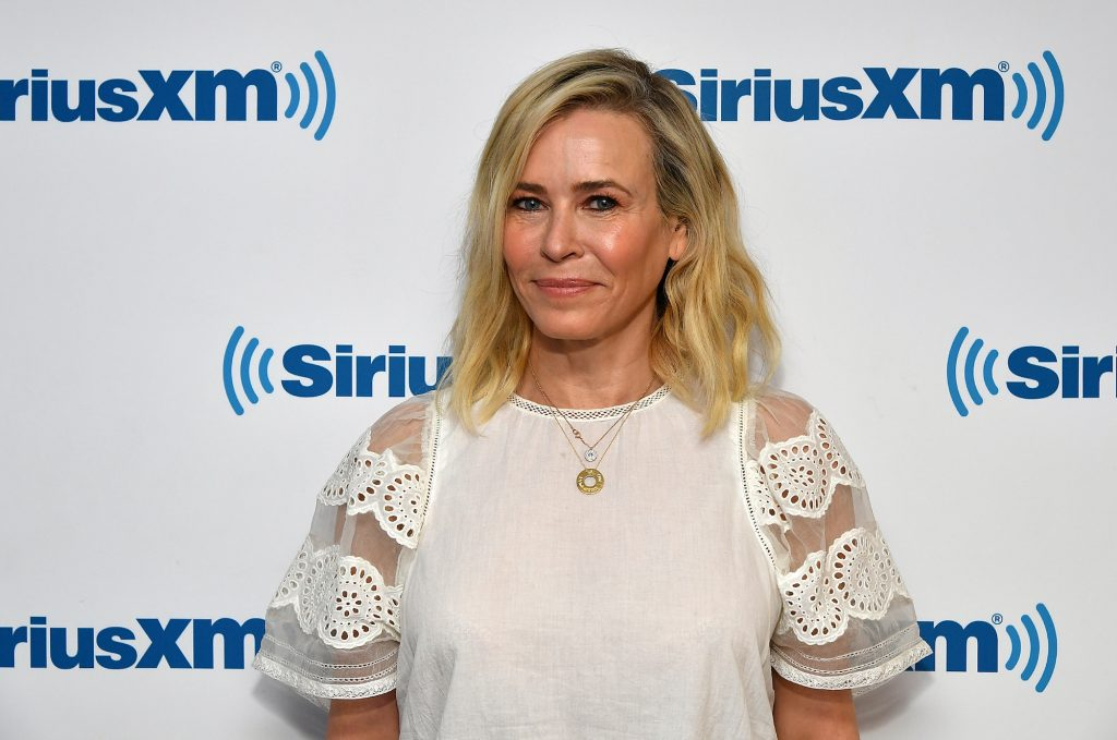 Donald Trump's Election Spurred Chelsea Handler To Experiment With Marijuana: 'drinking And Anger Were Not A Match' photo