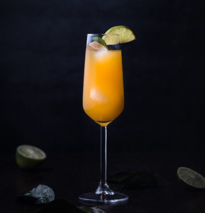 Cinderella cocktail 700x728 Best Non Alcoholic Beverages to Order
