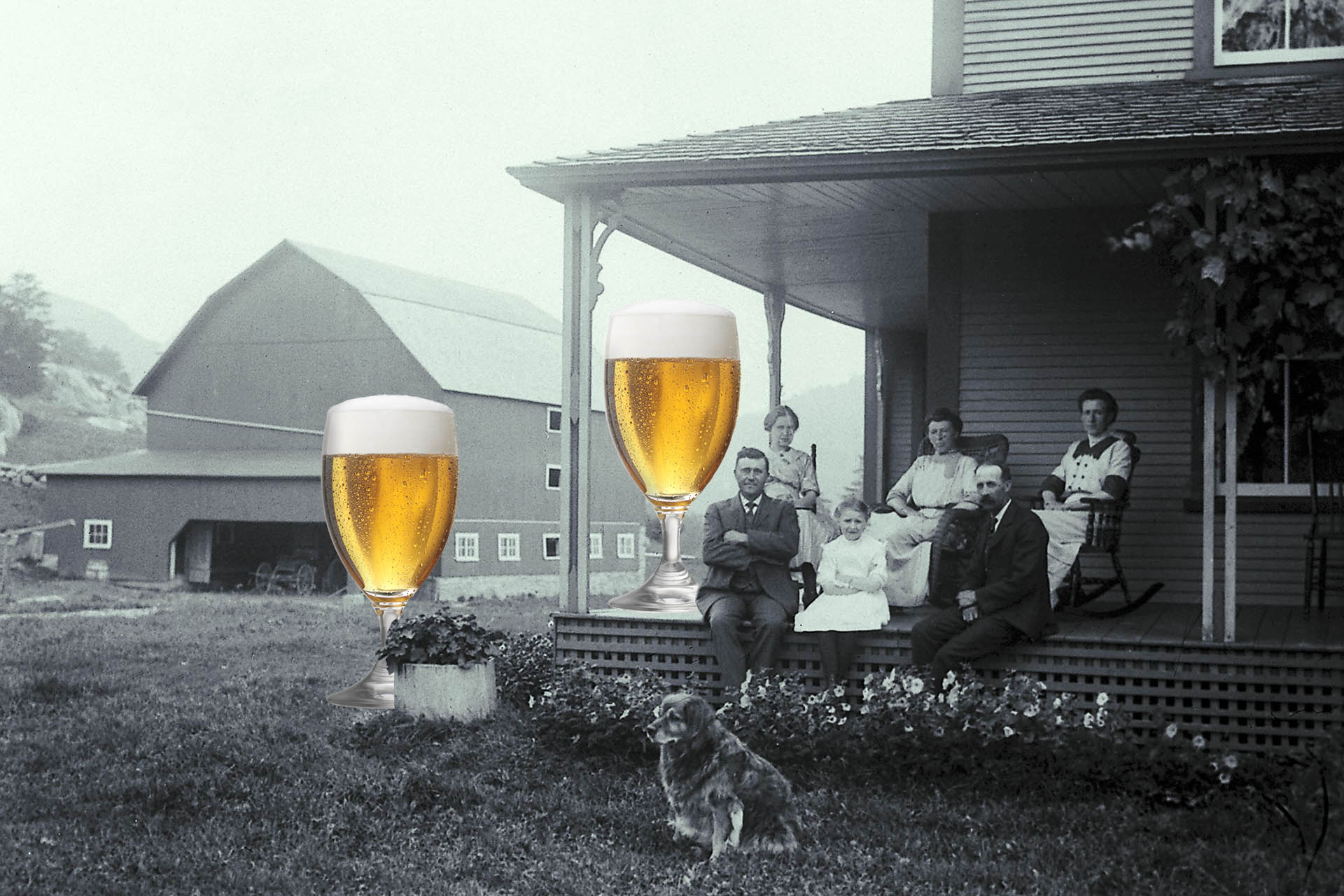 """What Is """"farmhouse Beer,"""" Anyway? photo"""