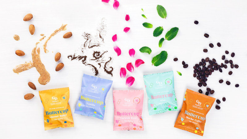 Review: Gd Chocolates Launches Bite-sized Buttercups photo