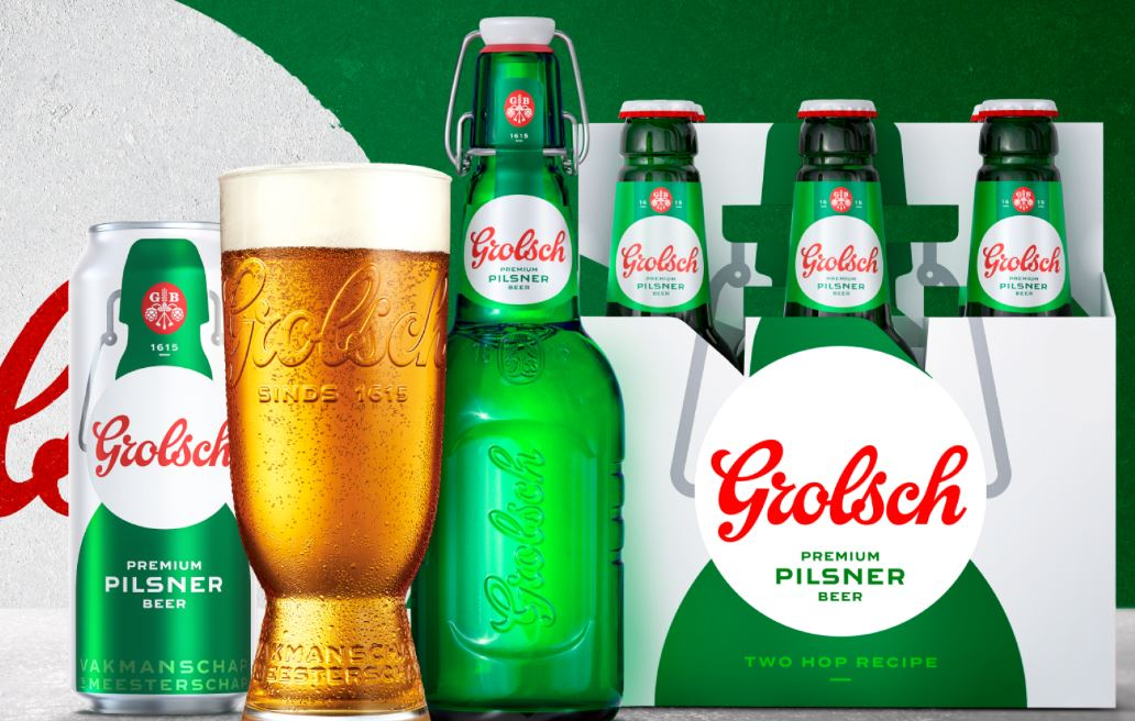 Grolsch Makes Uk Return photo