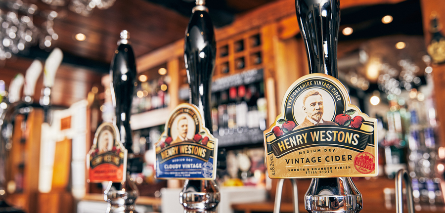 Westons Brings Henry Westons Cider To The On-trade photo