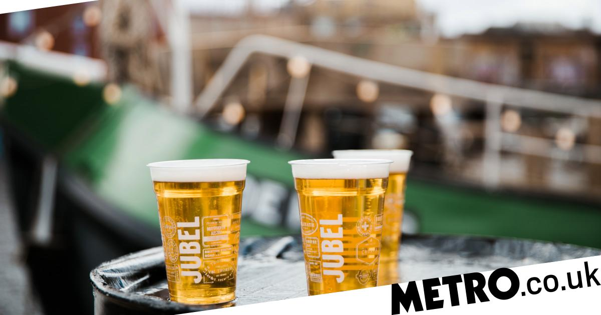 Londoners, Here's How You Can Get A Free Beer This Friday photo