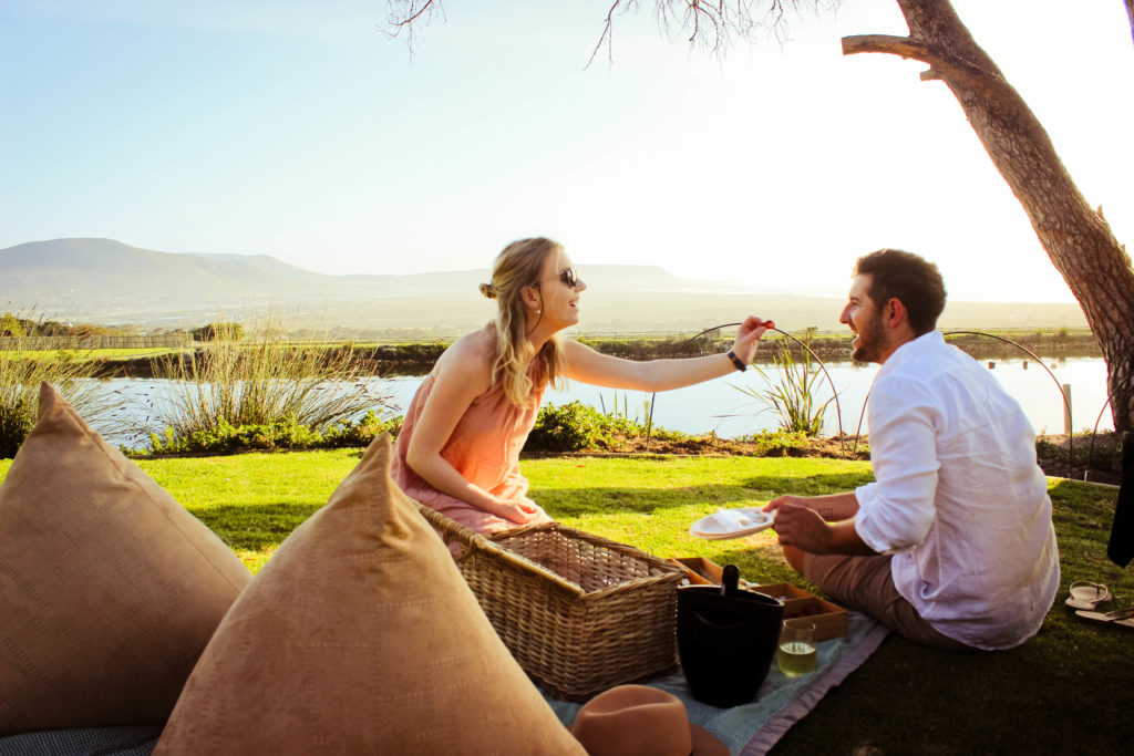 Enjoy A Relaxing Afternoon Picnic At Cape Point Vineyards photo