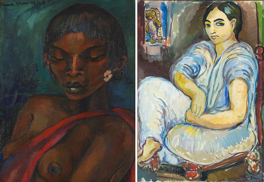 Strauss & Co To Offer The Tasso Foundation Collection Of Important South African Art Assembled By The Late Giulio Bertrand Of Morgenster photo