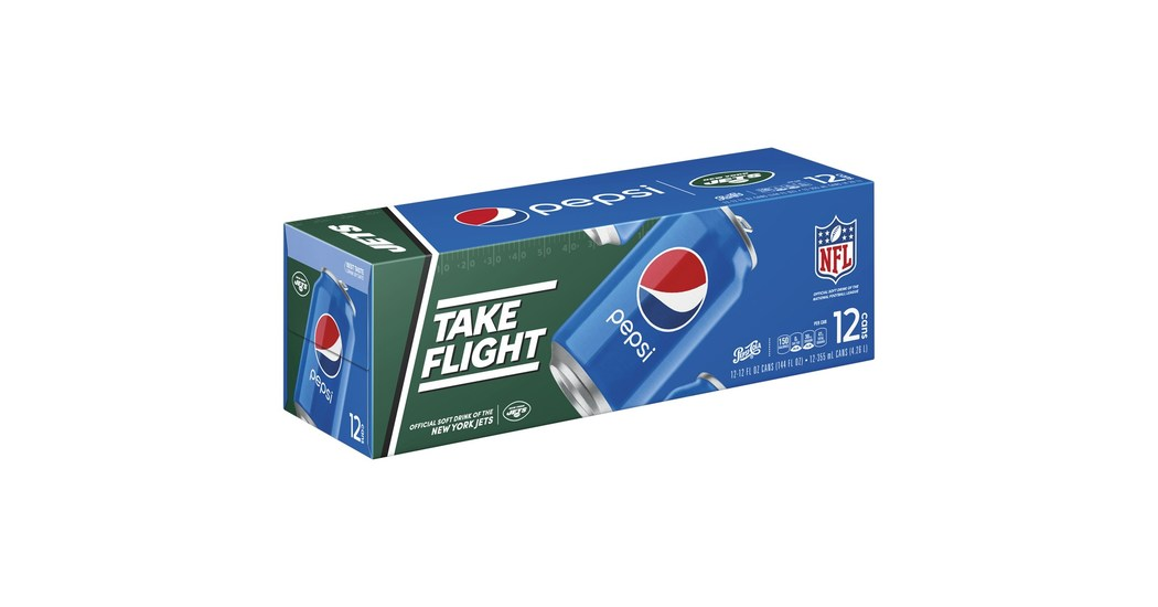 "Pepsi®, Giants And Jets Are ""going Live In New York"" This Season For Fans At Home photo"