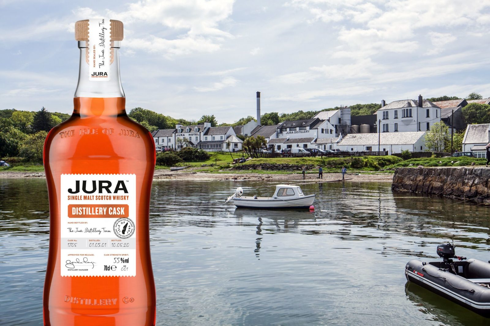 Rare Jura Whisky To Be Auctioned Off photo