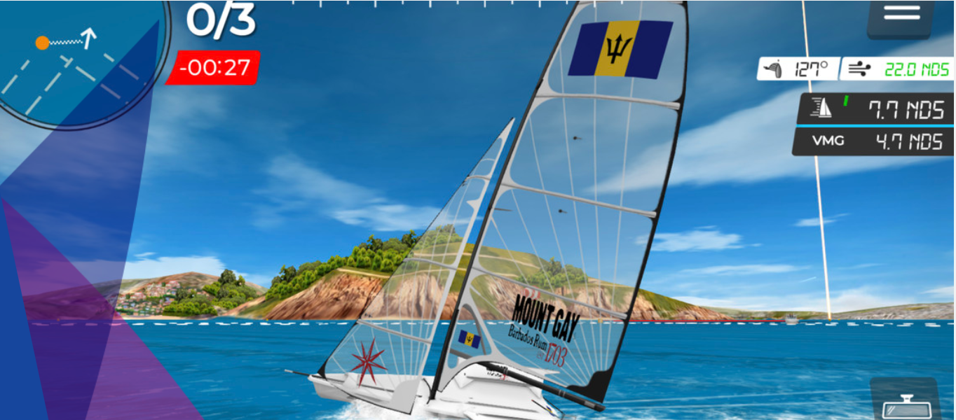 World Sailing Announces Esports Deal With Mount Gay Rum photo