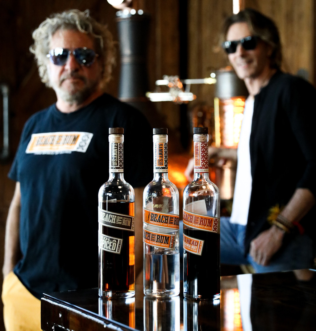 Famous For His Tequila, Marin's Red Rocker Now Makes Rum photo