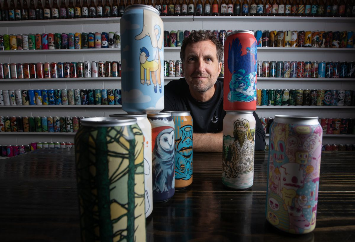 Success In A Can: New Filling Line Drives Expansion At Collective Arts photo