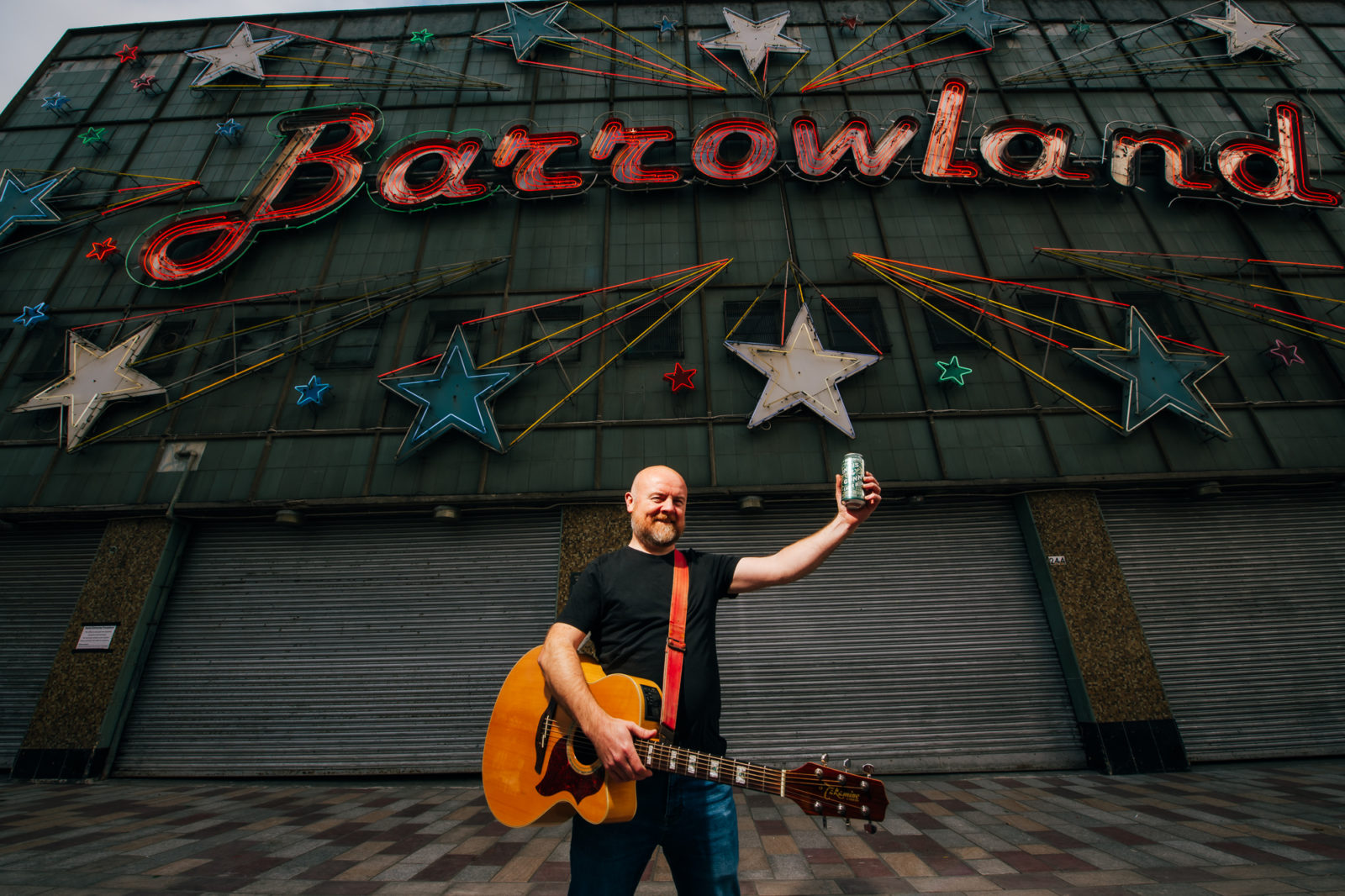 Innis & Gunn To Stream Barrowlands Gig As Part Of The 'recommending The Recommenders' Campaign photo