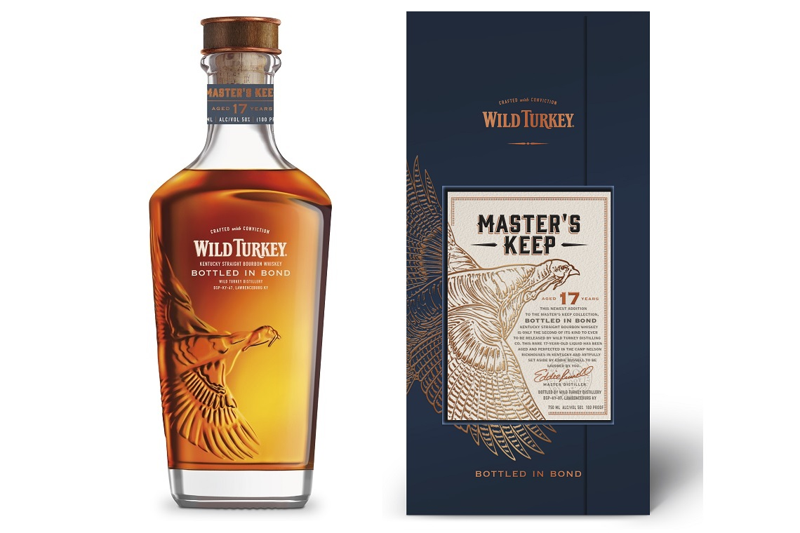 Wild Turkey's New 17-year-old Bourbon photo