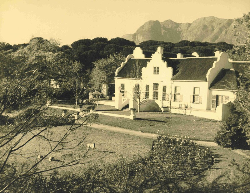 The History of Nederburg photo