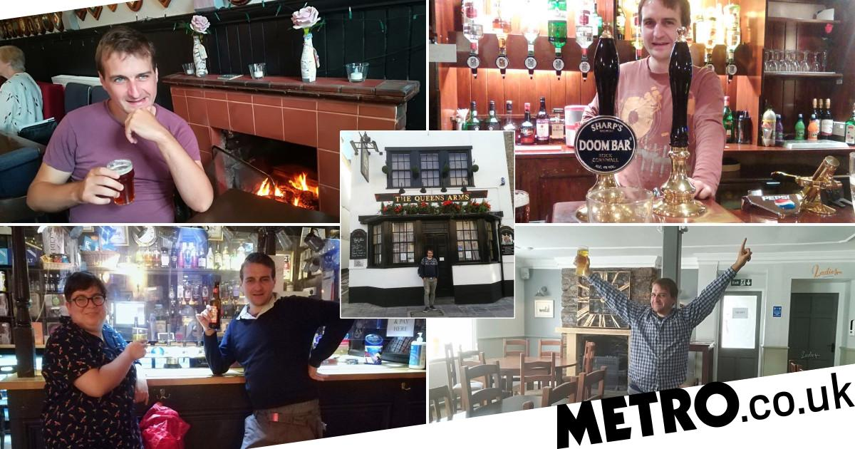Man Completes Epic Four-year Pub Crawl By Visiting 179 Venues In His Home City photo