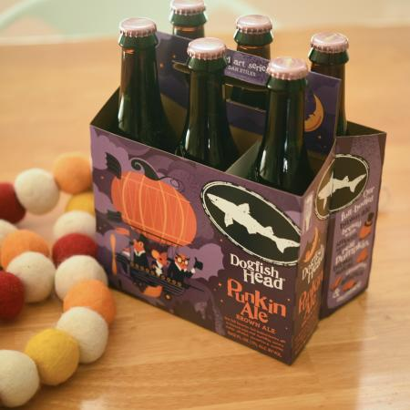 Dogfish Head To Release Punkin Ale photo