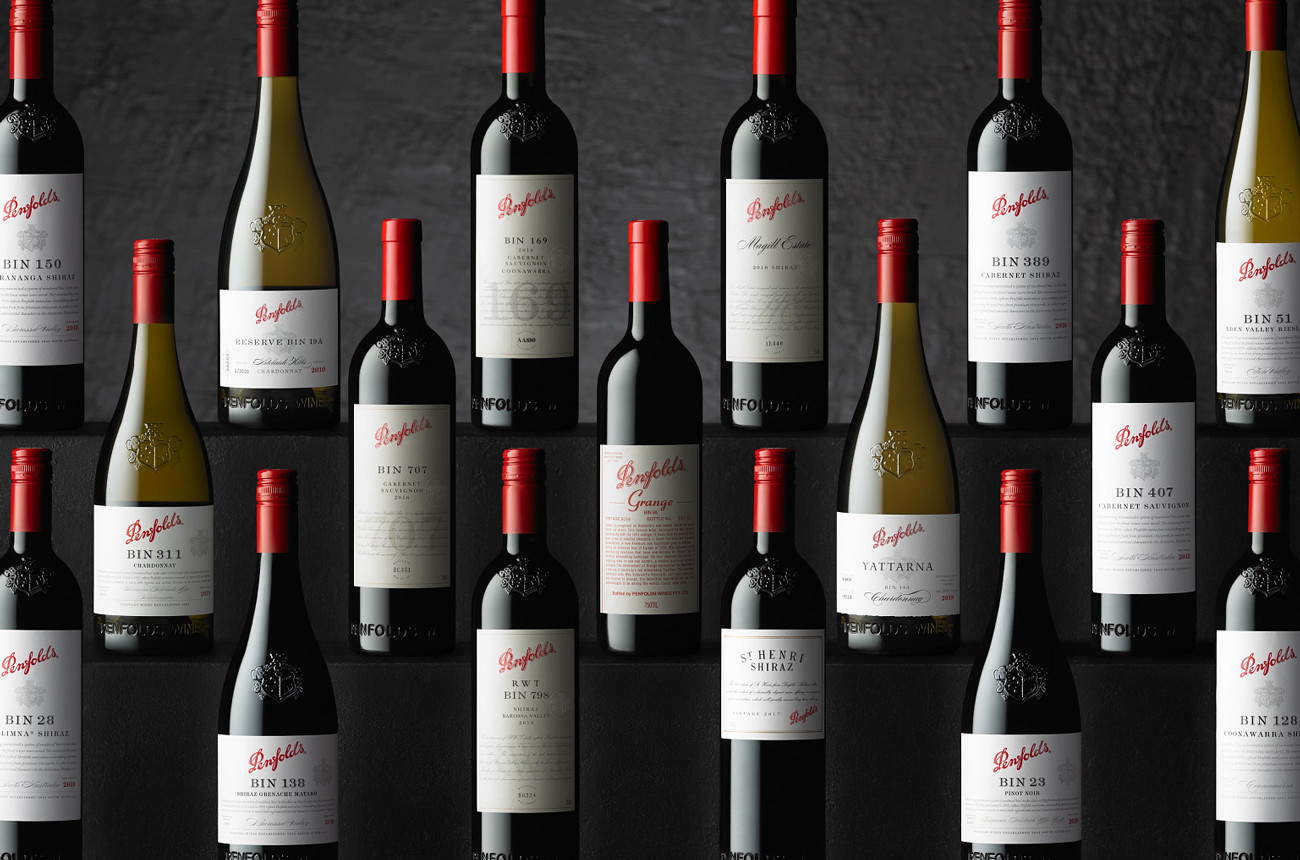 Happy 60th Anniversary And Hello 2020 Penfolds Collection photo