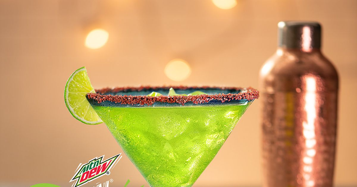 Mountain Dew's 'dew Garita,' Its First-ever Cocktail,  Will Be Served At Red Lobster photo