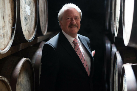 Richard Paterson Toasts To 50 Years With Whyte & Mackay And New Da photo