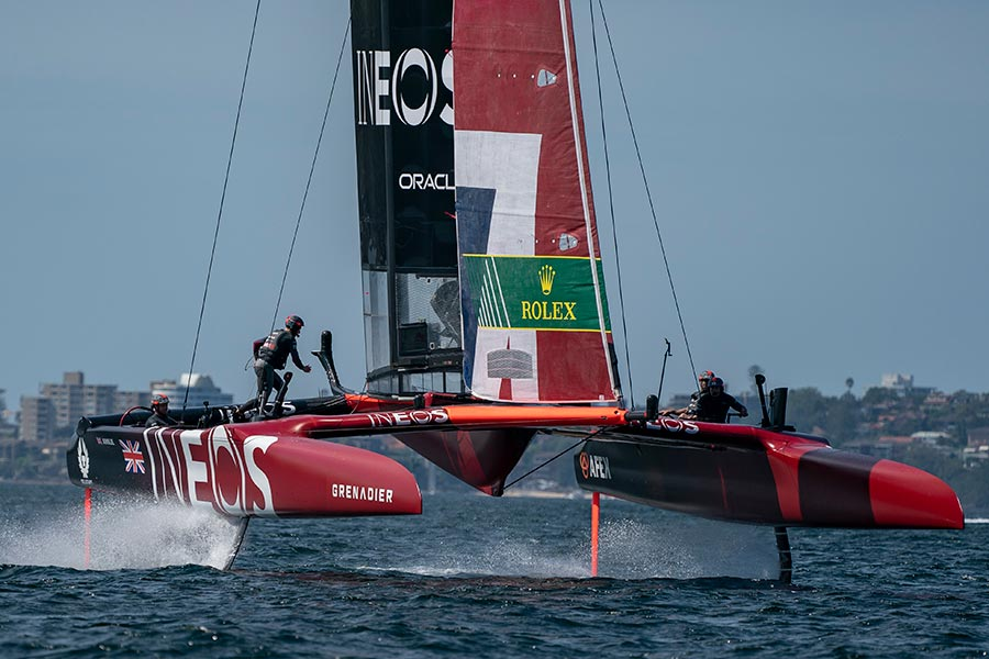 Rolex Yachting: Supporting Sailing Excellence – Past, Present And Future photo