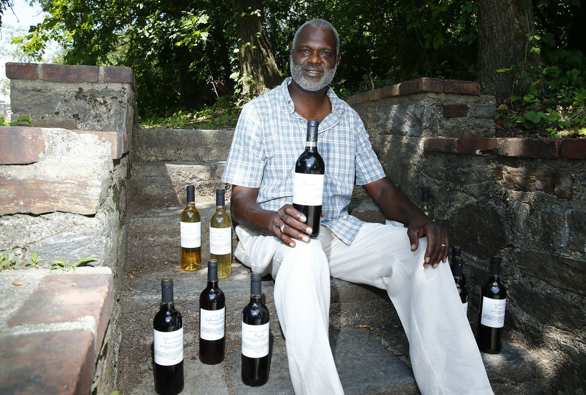 Black-owned Philly Winemaker Mitchell & Mitchell Is Thriving During The Pandemic photo