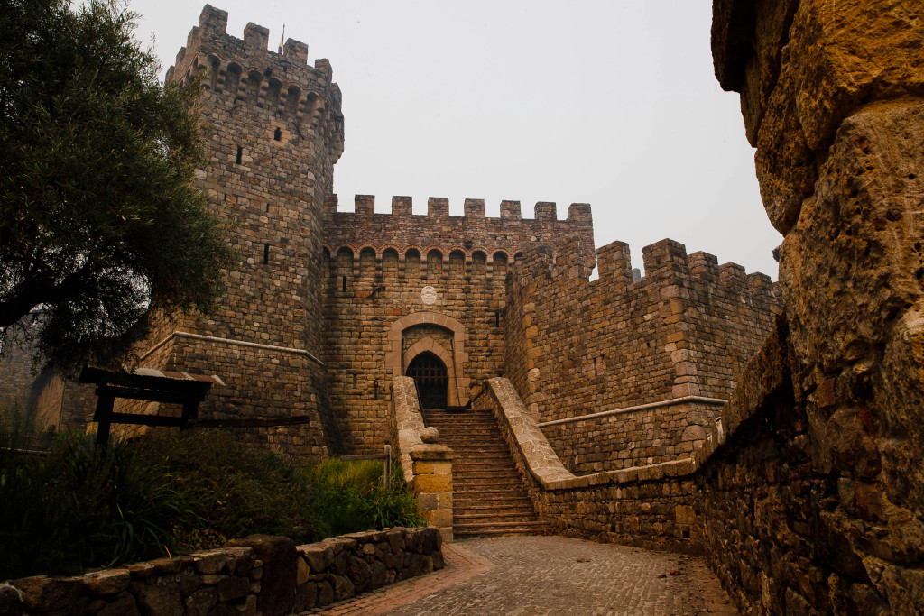 Glass Fire: Napa Valley's Castello Di Amorosa Winery Loses $5 Million Worth Of Wine — But $30 Million Castle Unscathed photo