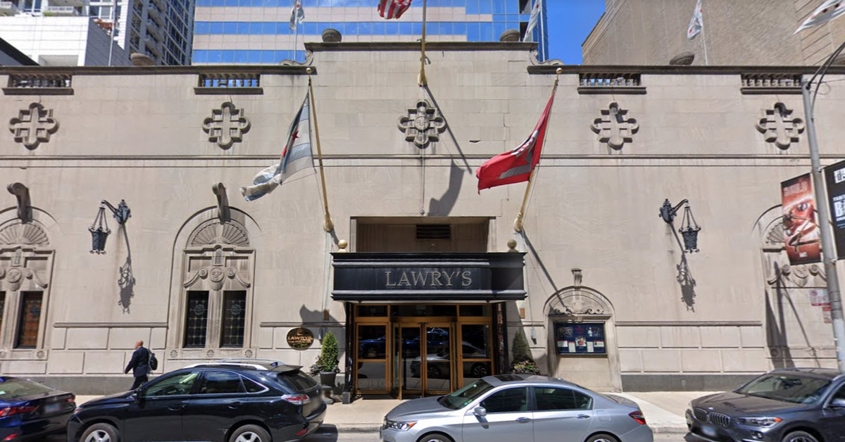 Lawry's The Prime Rib To Close At End Of Year After 46 Years In Chicago photo