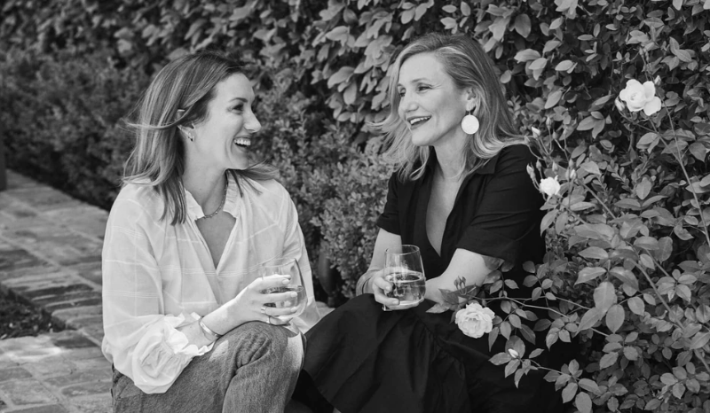 Cameron Diaz And Katherine Power Add A Red Wine To The Avaline Range photo