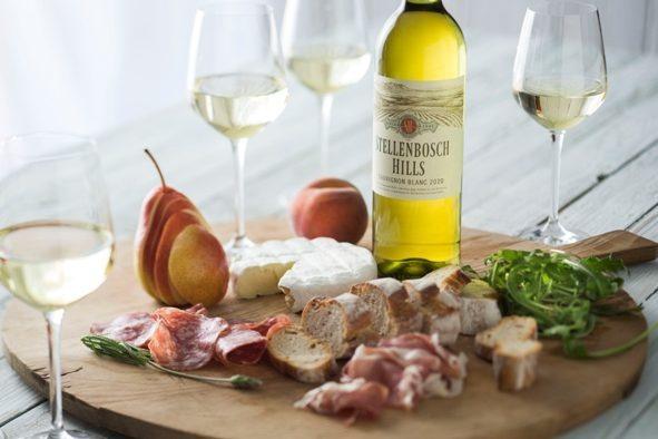 Stellenbosch Hills Unveils Its White Wines Of 2020 photo