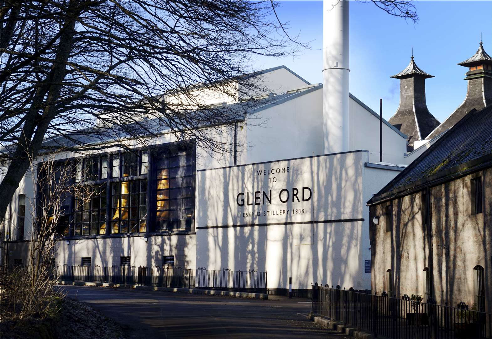 Muir Of Ord Distillery Reveals Whisky Making Secrets photo